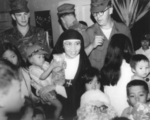 Vietnam orphanage 1969