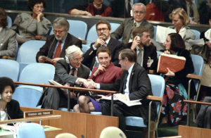 Convention on the Rights of the Child adopted 1989