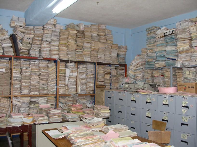 Police archieve