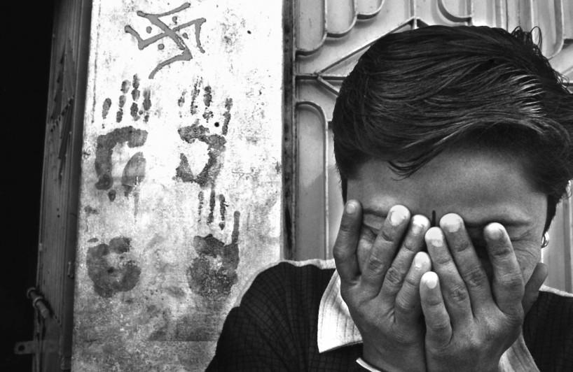 India Communal Riots-Symbol
