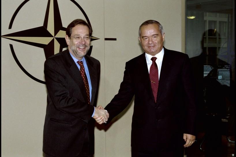 President Islam Karimov