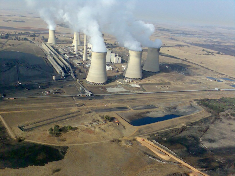 South_Africa-Mpumalanga-Middelburg-Arnot_Power_Station