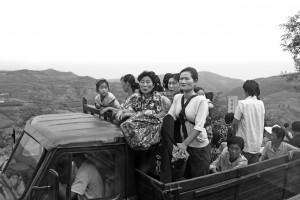 Women in Truck