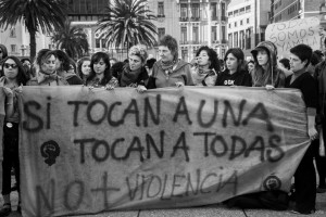Montevideo protest